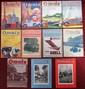 OMNIA 1934, Janvier, Février, Mars, Avril, Mai, Juin, Juillet, Août, Septembre, Novembre, Décembre ; soit 11 numéros.