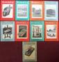 OMNIA 1936, Janvier, Février, Mars, Avril, Mai, Juin, Juillet, Août, Septembre ; soit 9 numéros.