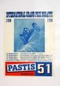 Grand Prix de Lyon, Rétrospective de 1974 pour le cinquantenaire de l'apparition de la Bugatti 35 lors de ce Grand Prix, 40 x 53 cm.