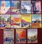 OMNIA 1928, Janvier, Février, Mars, Avril, Juin, Juillet, Août, Septembre, Octobre, Novembre, Décembre ; soit 11 numéros.