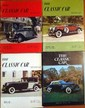 THE CLASSIC CAR Bulletin du Classic Car Club of America, lot du n°1 de 1953 à l'année 1969 soit 17 années complètes on y joint l'année 1972 et 6 autres numéros