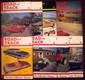 ROAD & TRACK Collection non reliée de 02/1949 à 09/1961 manque 07/1949 et 02/1953, on y joint 10 n° de 1965/1966