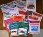CYCLECARS Très intéressant lot de 20 revues de divers titres, on y joint le livre de Burnat sur les publicités des cyclecars et voiturettes