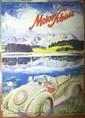 MOTOR UND SPORT et MOTOR SHAU Lot de 10 revues allemandes des années 1936, 1938, 1939 et 1940