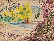 ALCIDE-MARIE LEBEAU (1873-1943)