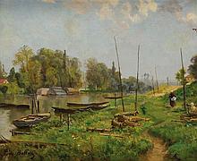 Pierre Ernest BALLUE (1855-1928)