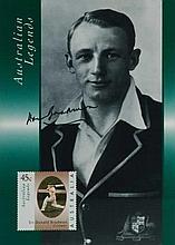 Australian Legends - Pair of original 1997 green
