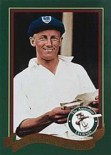 Weet-bix cereal cards The Bradman Collection - Sir