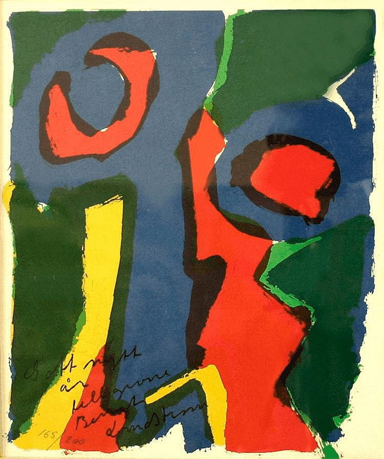 LINDSTROM, BENGT (1925-2008)