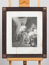Horace Vernet (1789-1863) Etching
