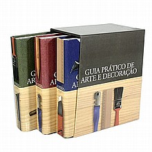 BOOKS:  GUIA PRÁTICO DE ARTE E DECORAÇÃO