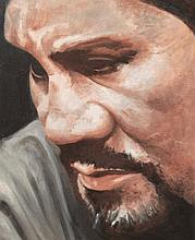 BOXING AN ORIGINAL  PRINT OF ROBERTO DURAN BY JAMES WILKINSON
