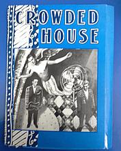 Crowded House A  Rare Press Pack Proof
