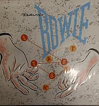 DAVID BOWIE LETS TALK RARE PROMO INTERVIEW DISC