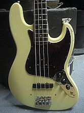 COLDPLAY USED BASS GUITAR for X&Y; ALBUM