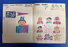 Frank Sidebottom Original Art & Designs