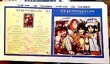 Beatles Ballads Original Proof cover