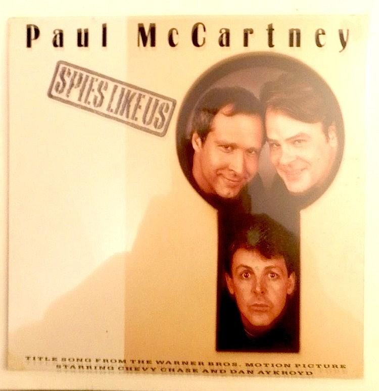 Beatles Paul McCartney an Original Proof for the 12