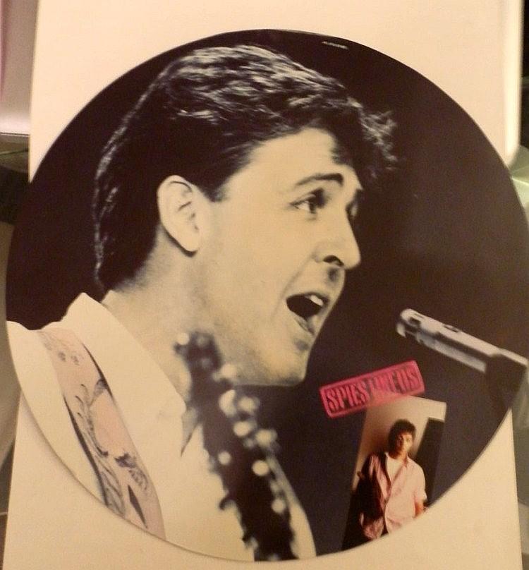 Beatles Paul McCartney A proof mock-up of the 7