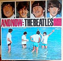 AND NOW: THE BEATLES