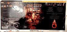 DREAM THEATER WITHDRAWN DVD COVER ORIGINAL PROOF
