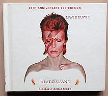 DAVID BOWIE DELETED CD