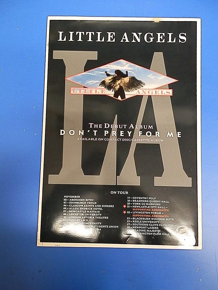 Little Angels original Cromalin proof.