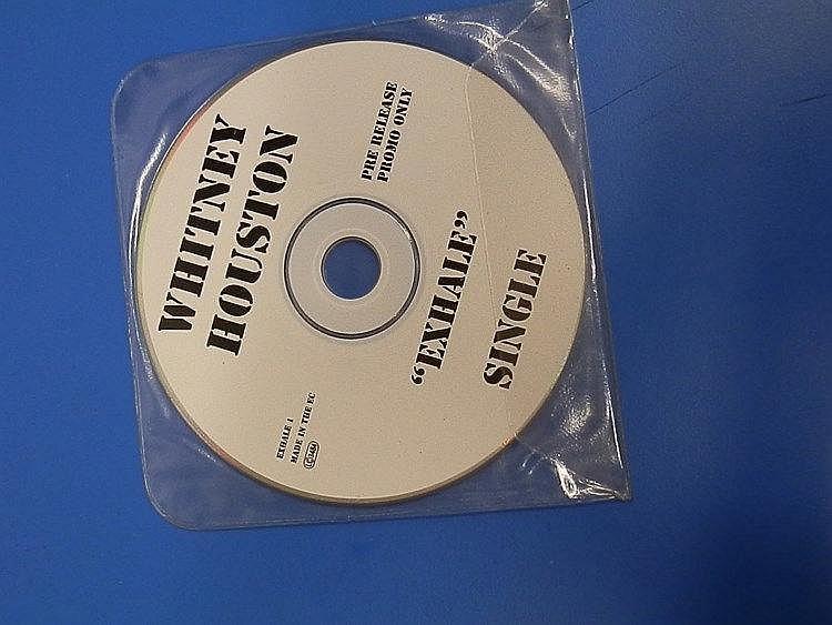 Whitney Houston Promo Single