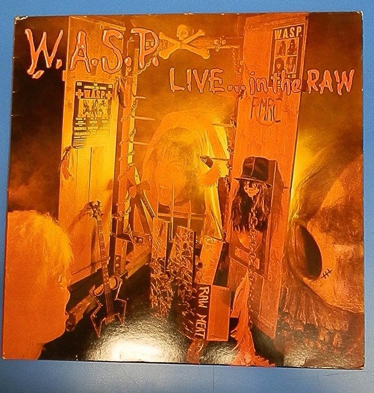 W.A.S.P unplayed album for - Live...in the raw.