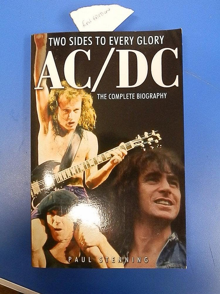 AC/DC Biography 1st Edition