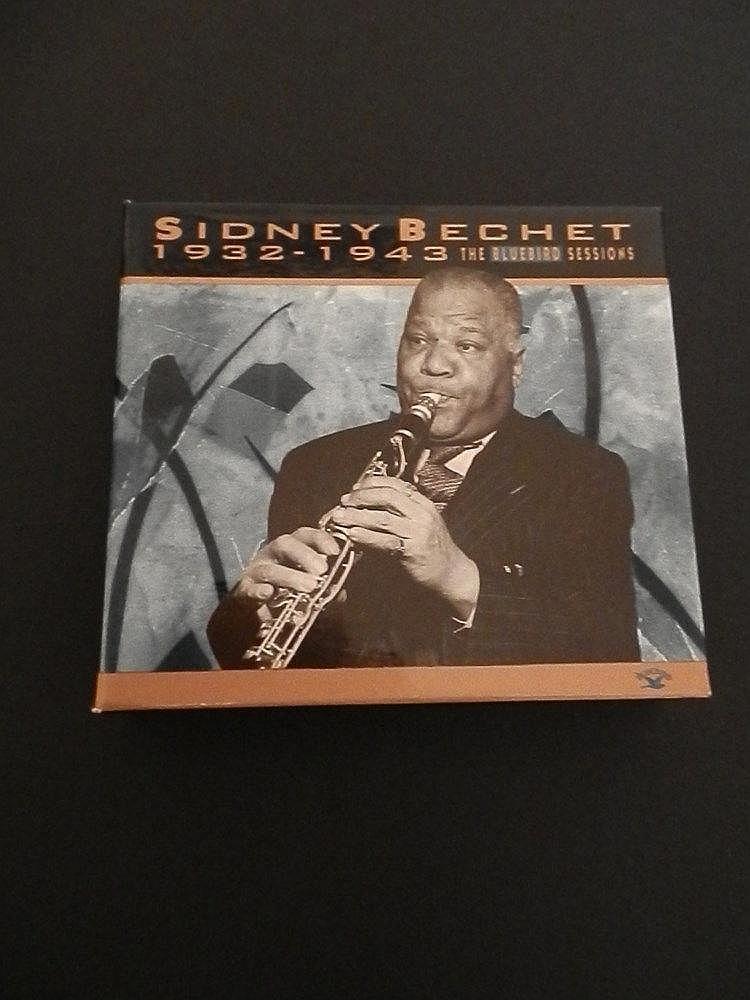 jazz Sidney Bechet CD box set