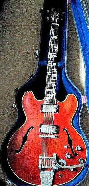 BEATLES WINGS Paul McCartney/Jimmy McCulloch Guitar
