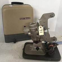 BELL AND HOWELL 8MM MOVIE PROJECTOR