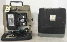 PROMATIC 82 PROJECTOR W/ CARRY CASE