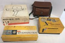 EARLY CAMERA ACCESSORIES
