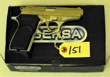 BERSA THUNDER 22 22 LR DOUBLE ACTION PISTOL WITH HAMMER