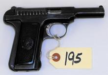 SAVAGE 1917 32 CAL SINGLE ACTION PISTOL WITH HAMMER