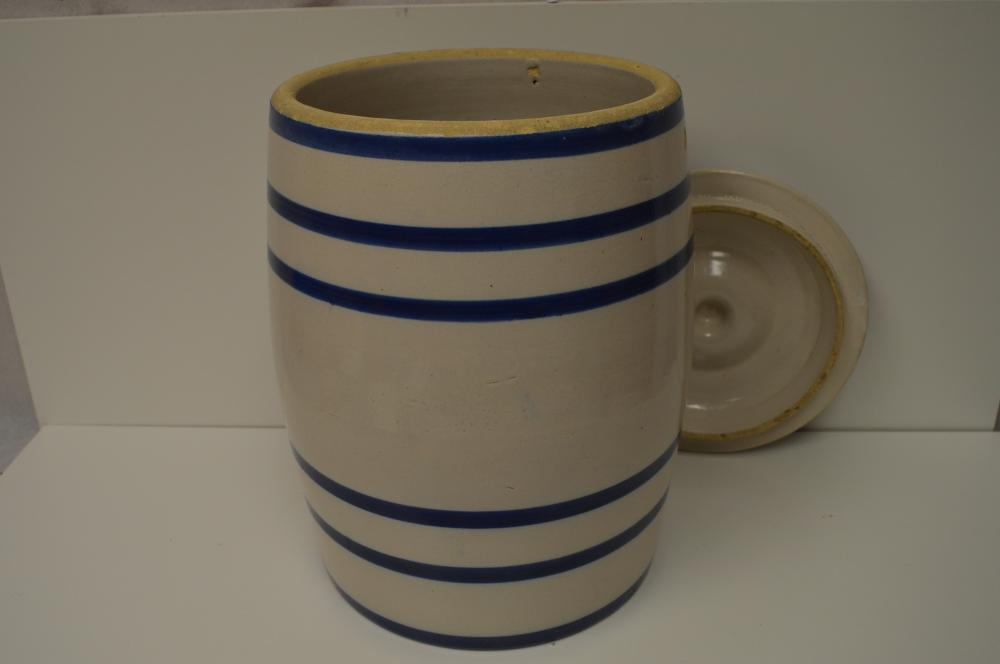 Vintage Stoneware/Clay Water Cooler