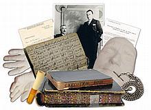 Pierrpoint, Albert Collection of hangman memorabilia