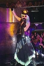 Gaga, Lady Personally worn harness dress