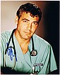 CLOONEY, GEORGE autographed photograph signed