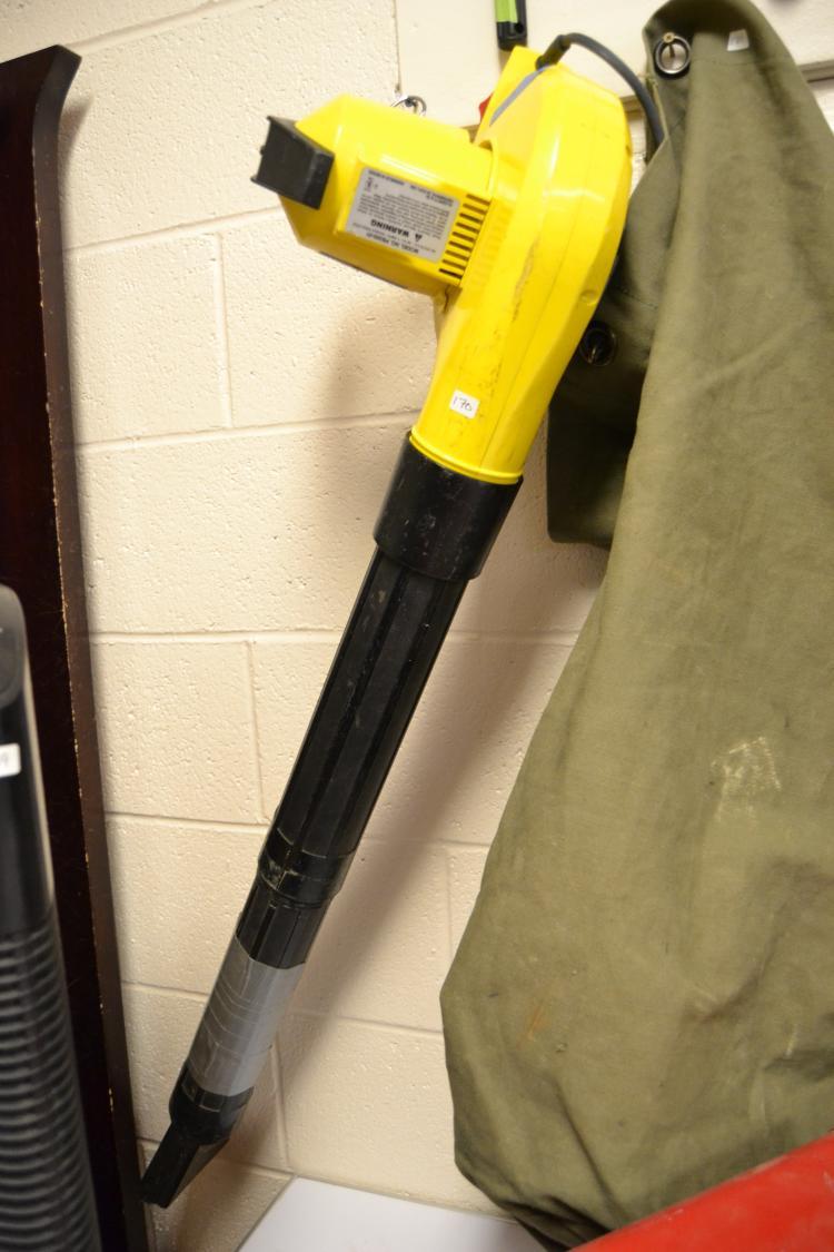 Paramount Electric Blower Vacuum
