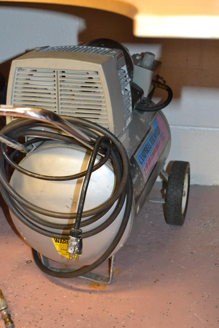 Campbell Hausfeld 2 Horsepower Electric Air Compressor
