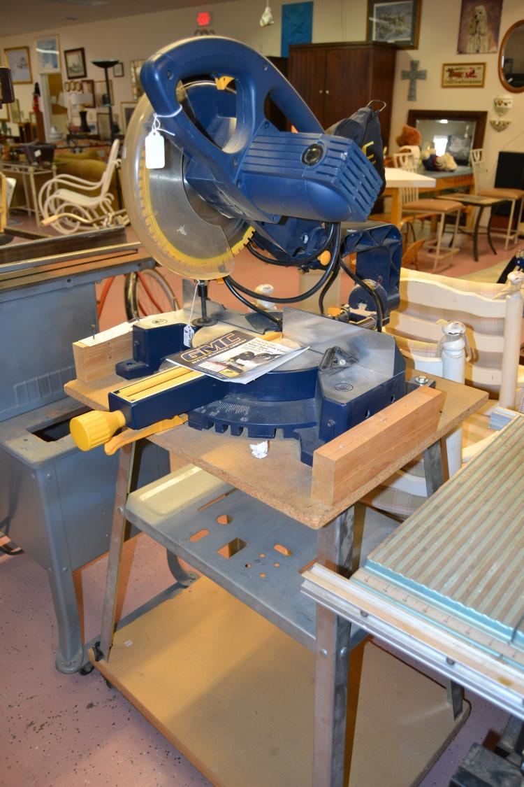 Gmc 10 Inch Slide Compound Miter Saw