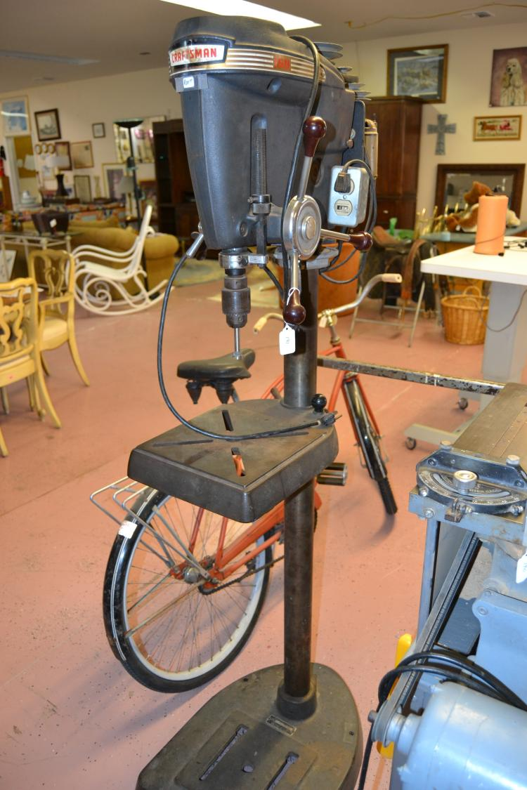 Craftsman 150 Cast Iron Frame Drill Press