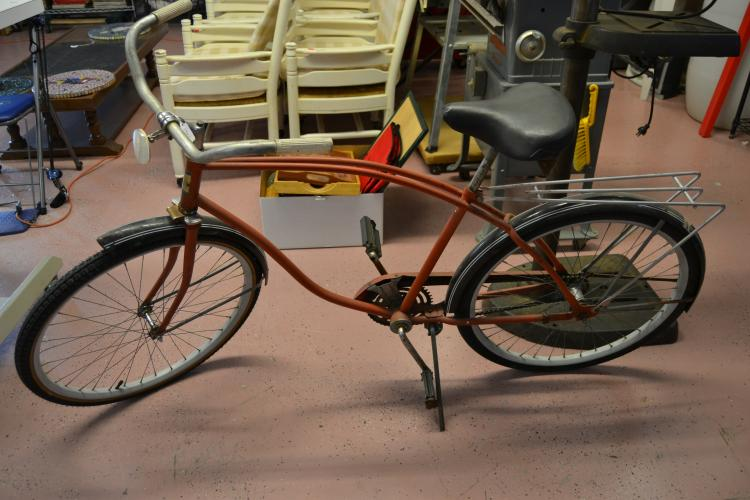 Vintage Montgomery Ward Hawthorne 26 Inch Bicycle