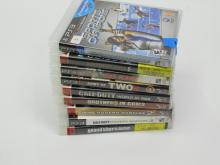 Lot 15: Lot Of 9 Ps3 PlayStation Games Including Resident