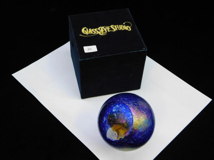 Lot 20: Glass Eye Studios Supernova Celestial Series