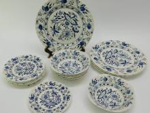 Lot 22: Antique Lot Of Johnson Brothers Saxony England