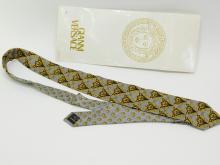 Lot 41: Gianni Versace 100% Silk Men's Necktie In